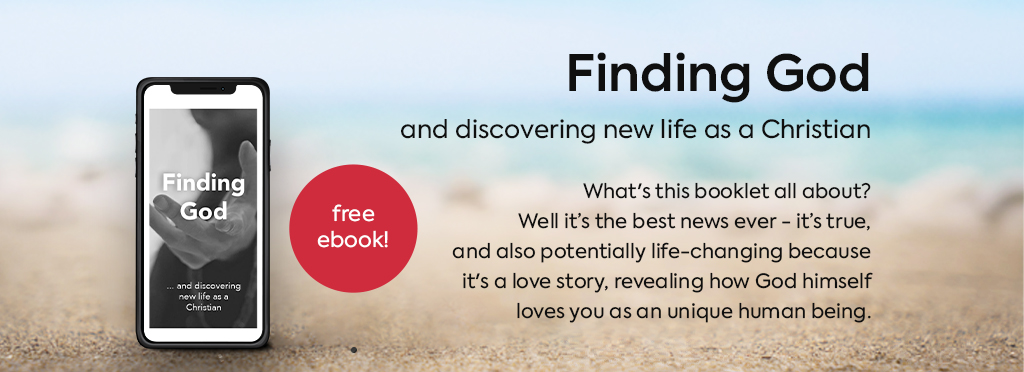 Finding God eBook graphic-wide