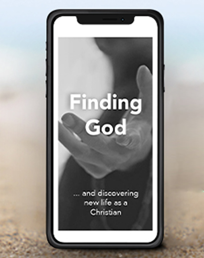 finding god_mobile